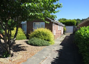 Thumbnail 3 bed detached bungalow for sale in Sandgate Drive, Kippax, Leeds