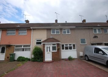 Thumbnail 3 bed terraced house for sale in Long Riding, Basildon, Essex