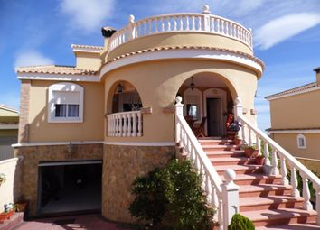 Thumbnail 4 bed detached house for sale in El Rebolledo, Alicante, Spain