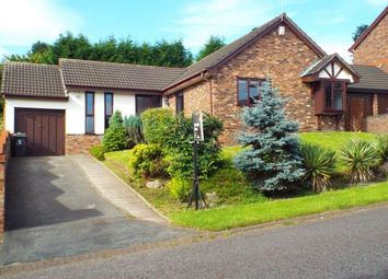 Thumbnail 4 bed bungalow for sale in Hillfield, Norton, Runcorn, Cheshire