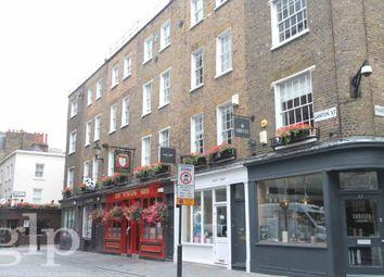 Thumbnail Studio to rent in Ganton Street, Soho