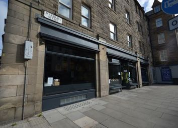 Thumbnail Restaurant/cafe for sale in 27 - 29 Marshall Street, Edinburgh