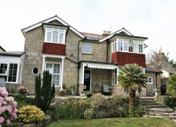 Thumbnail 4 bed detached house for sale in Eastcliff Road, Shanklin