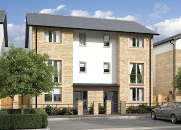 "Thumbnail 4 bed semi-detached house for sale in ""The Barovier"" at Beckford Drive, Lansdown, Bath"