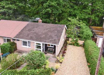 Thumbnail 2 bed bungalow for sale in Coedwaungar, Sennybridge, Powys