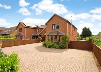 Thumbnail Detached house for sale in Blackberry Lane, Four Marks, Alton, Hampshire