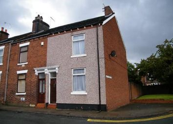 Thumbnail 2 bed end terrace house to rent in 14 West Brampton, Newcastle, Staffordshire