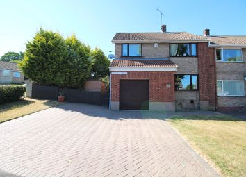 Thumbnail 3 bed semi-detached house for sale in Hoylake Drive, Swinton