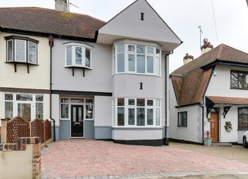 Thumbnail 4 bed semi-detached house for sale in Marlborough Road, Southend-On-Sea