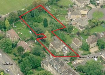 Thumbnail Land for sale in Grosvenor Bridge Road, Bath