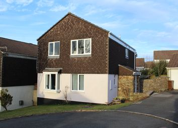 Thumbnail 3 bed semi-detached house for sale in Brakefield, South Brent