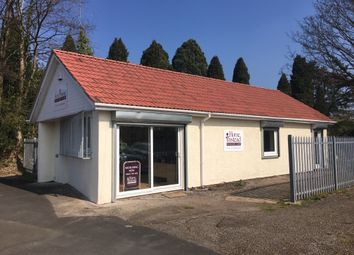 Thumbnail Office for sale in 4 St Johns Crescent, Rogerstone, Newport