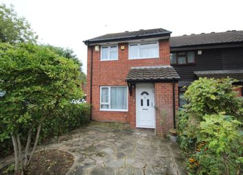 Thumbnail 3 bed property to rent in Rowlands Close, Mill Hill