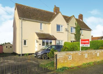 Thumbnail 4 bed semi-detached house for sale in Brae Hill, Brill, Aylesbury