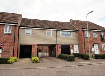 Thumbnail 2 bed flat for sale in Carter Drive, Basingstoke