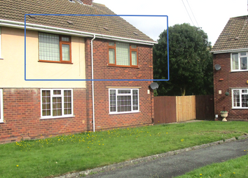 Thumbnail 2 bed maisonette for sale in Norberry Crescent, Wolverhampton
