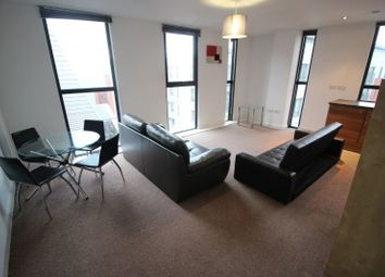 Thumbnail 2 bed flat to rent in Skyline Chambers, Ludgate Hill, Northern Quarter