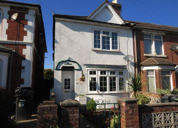 Thumbnail 3 bed end terrace house for sale in Twyford Road, Eastleigh