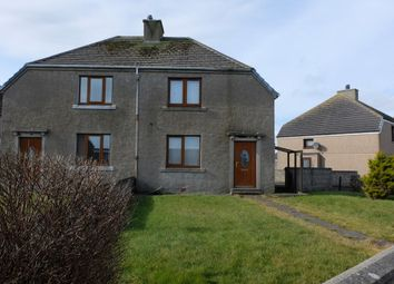 Thumbnail 2 bed semi-detached house for sale in Cairndhuna Terrace, Wick