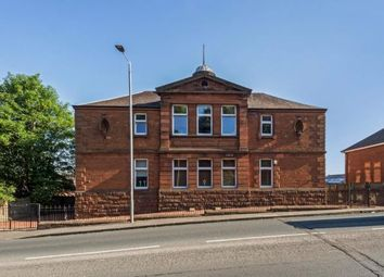 Thumbnail 2 bed flat for sale in Cowie Place, Wishaw, North Lanarkshire, .