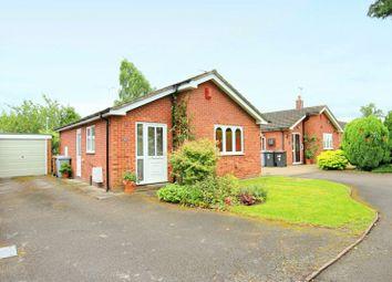 Thumbnail 1 bed detached bungalow for sale in Richardson Close, Shavington, Crewe