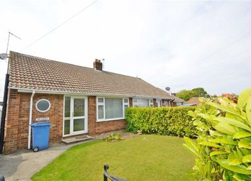 Thumbnail 2 bed semi-detached bungalow for sale in Green Park Road, Cayton, Scarborough