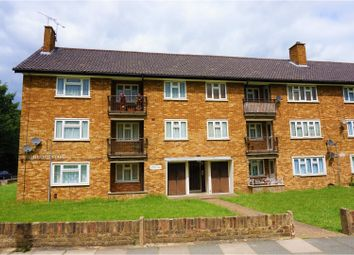 Thumbnail 3 bed flat for sale in Heathcote Avenue, Ilford