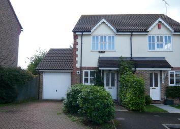 Thumbnail 2 bed semi-detached house to rent in Wessex Close, Faringdon