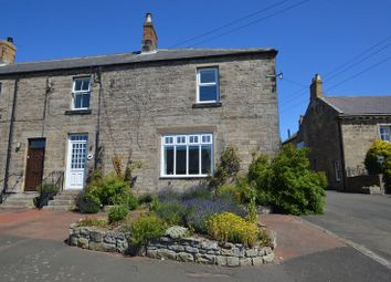Thumbnail 3 bed terraced house for sale in Front Street, Glanton, Northumberland
