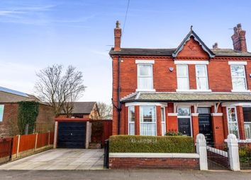 Thumbnail 4 bed semi-detached house for sale in Derby Road, Widnes, Cheshire, Tbc