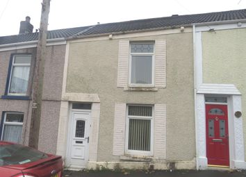 Thumbnail 1 bedroom terraced house for sale in Aran Street, Morriston, Swansea