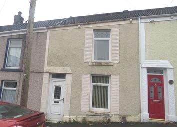 Thumbnail 1 bed terraced house for sale in Aran Street, Morriston, Swansea