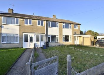 Thumbnail 3 bed terraced house for sale in Combe Road Close, Bath, Somerset