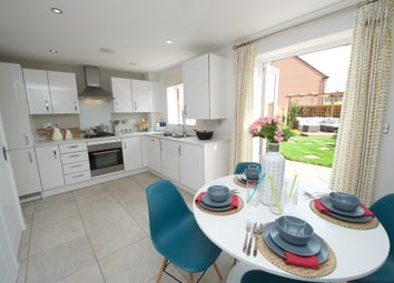 Thumbnail 3 bed terraced house for sale in Balmoral Drive, Grantham