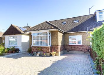 Thumbnail 3 bed semi-detached house for sale in Sunnycroft Gardens, Upminster