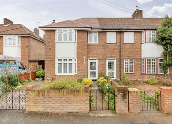 Thumbnail 3 bed semi-detached house for sale in Sunningdale Avenue, London