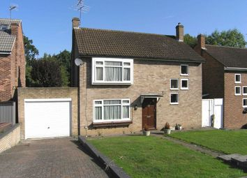 Thumbnail 3 bed detached house for sale in Woodfield Rise, Bushey