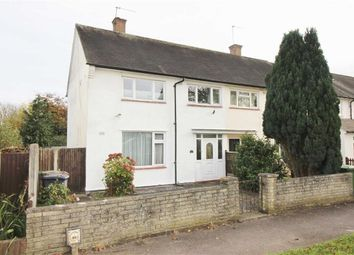 Thumbnail 3 bed end terrace house for sale in Croxdale Road, Borehamwood