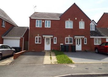 Thumbnail 2 bed terraced house for sale in Calico Way, Foleshill, Coventry, West Midlands