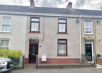 Thumbnail 3 bed terraced house for sale in College View, Llandovery