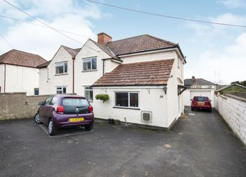 Thumbnail Semi-detached house for sale in Mary Road, Wells