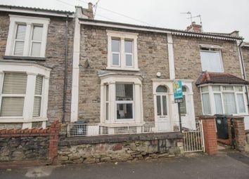 Thumbnail 3 bed terraced house for sale in Worsley Street, Redfield, Bristol