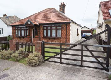 Thumbnail 3 bed bungalow for sale in Clinton Road, Canvey Island