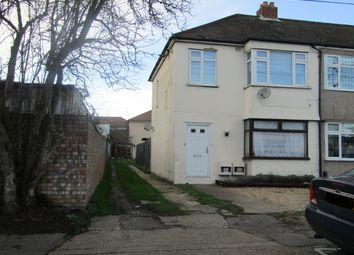 Thumbnail 1 bed flat for sale in Askwith Road, Rainham