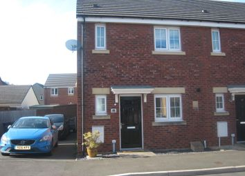 Thumbnail 2 bed semi-detached house for sale in Parc Panteg, Griffithstown, Pontypool
