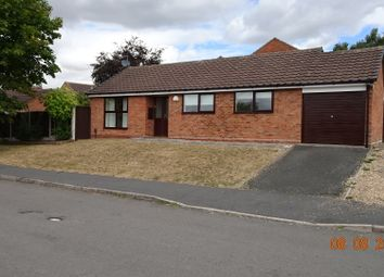 Thumbnail 3 bed bungalow to rent in Long Meadow, Telford