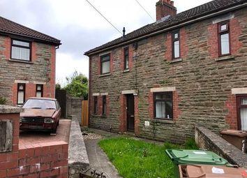 Thumbnail 2 bed terraced house for sale in Bryncelyn, Nelson, Treharris