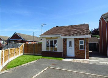 Thumbnail 2 bed detached bungalow for sale in Salcombe Close, Newthorpe, Nottingham