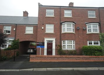 Thumbnail 4 bed town house for sale in The Stripe, Stokesley, Middlesbrough, North Yorkshire