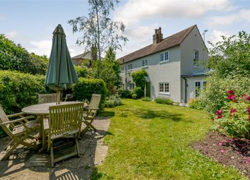 Thumbnail 3 bedroom semi-detached house for sale in Woodend, Downs Road, Chichester, West Sussex